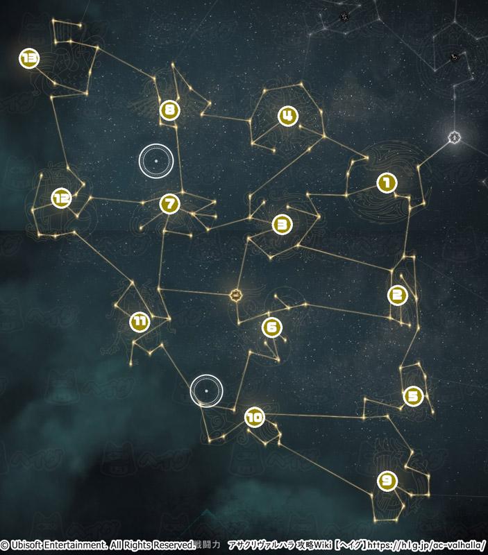 【アサクリヴァルハラ】鴉属性(ステルス特化)|スキル【ヘイグ攻略まとめWiki】
