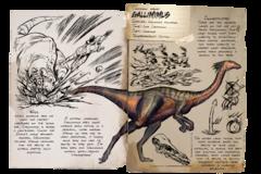 ガリミムス - ARK: Survival Evolved 攻略Wiki : ヘイグ攻略まとめWiki