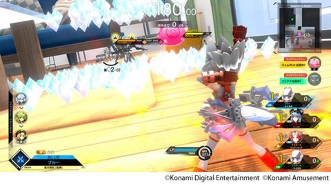 武装神姫 アーマードプリンセス バトルコンダクター ゲーム画面1.jpg