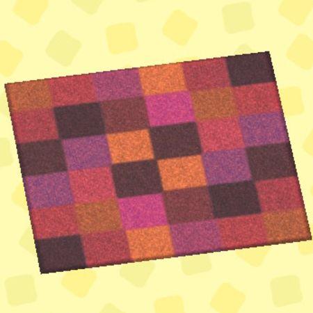 あかブロックのラグ2.jpg