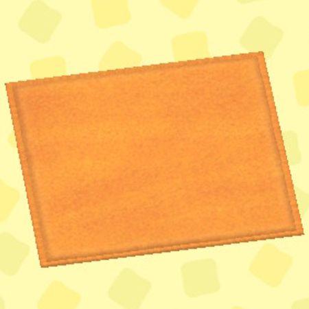 オレンジのシンプルマット・S2.jpg