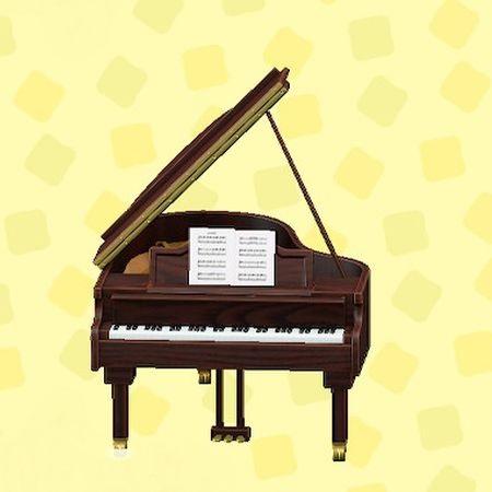 森 あつ グランド ピアノ