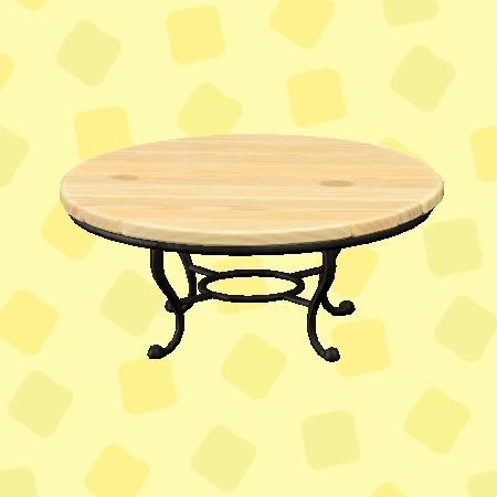 森 あつ クロス テーブル 付き
