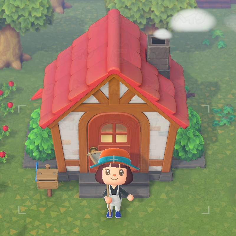 森 見た目 あつ 家