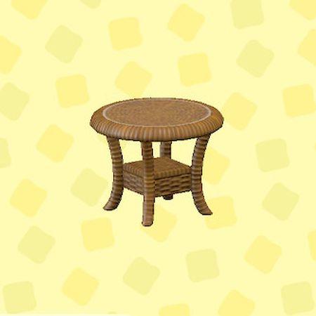 ラタンのサイドテーブル2.jpg
