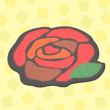 レッドローズのラグ2.jpg