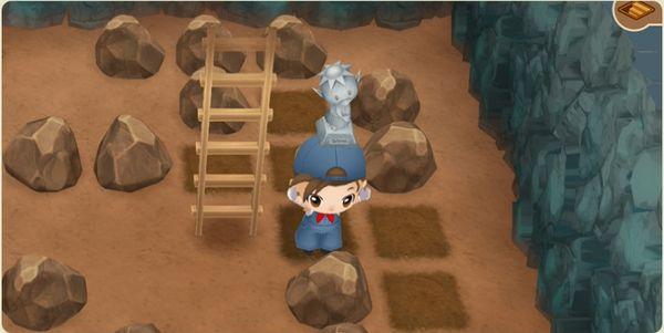 鉱山 タウン 牧場 再会 物語 の ミネラル