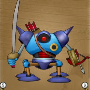 【ドラクエ10】「キラーマシン」の攻略法、生息地、ドロップアイテム・宝珠について【ヘイグ攻略まとめWiki】