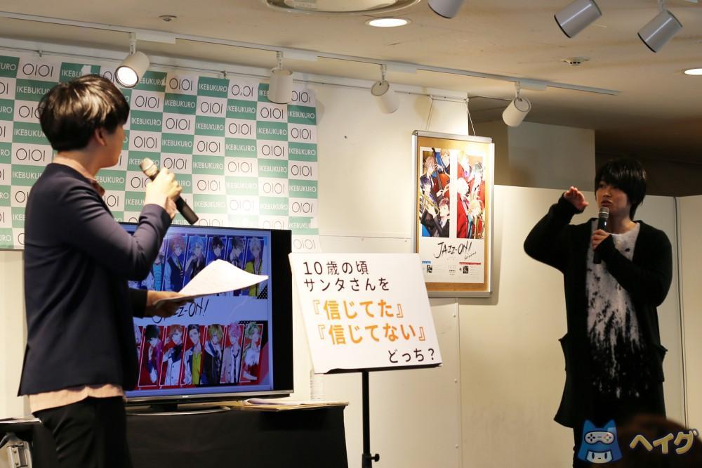 JAZZ-ON!キャストトーク&お渡し会レポート