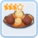ビックフットの森のクッキー.jpg