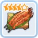 プロンテラ王室の魚介串焼き.jpg