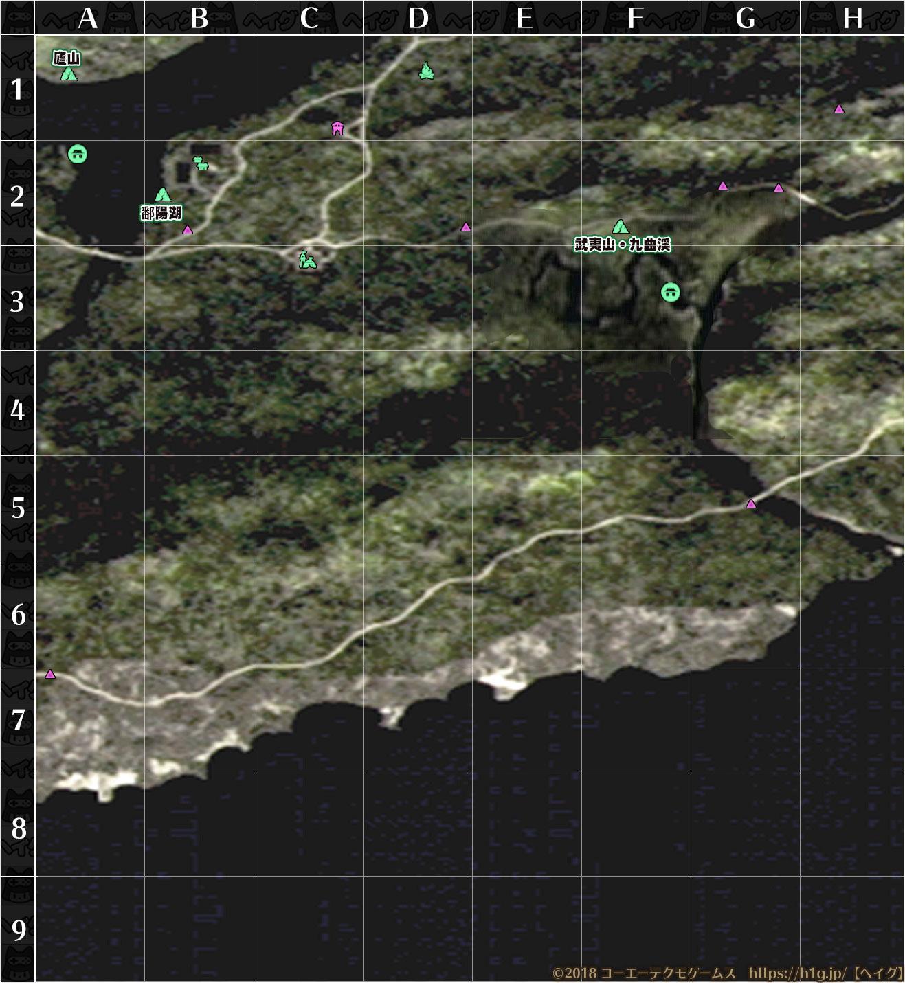 マップ詳細【23】【ヘイグ攻略まとめWiki】