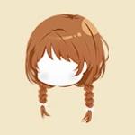 おさげ髪(茶).jpg