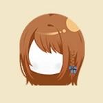 サイド編み込みヘアー(茶).jpg