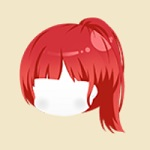 ポニーテール(赤).jpg