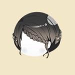 編み込みヘアー(黒)02.jpg