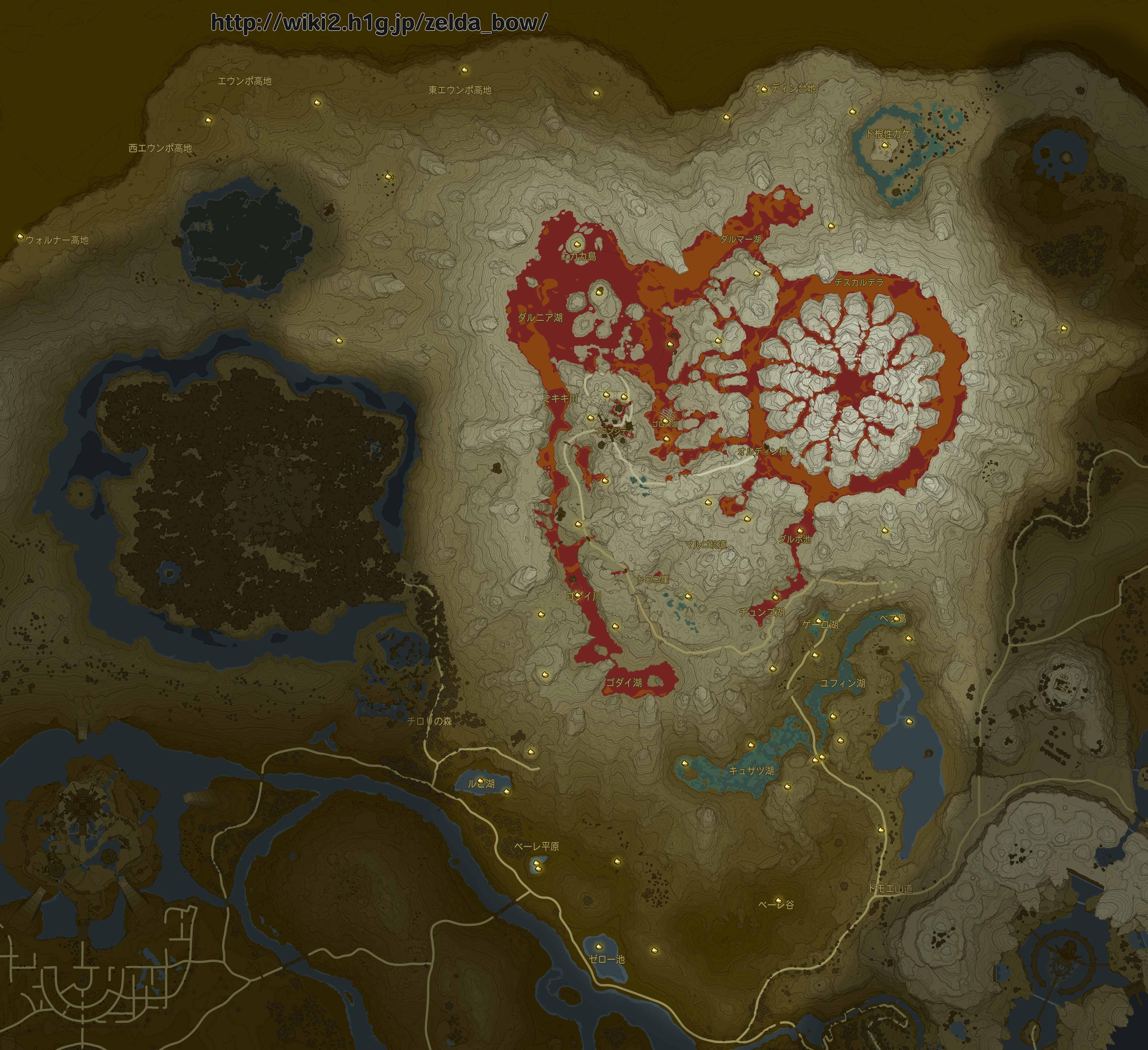 シティ 攻略 ゴロン ゼルダのゴロンシティへの楽な行き方とは?火の神獣での宝箱完全回収ルートもあります!
